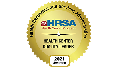Health Center Quality Leader - Gold